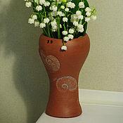 Для дома и интерьера ручной работы. Ярмарка Мастеров - ручная работа Керамика с аммонитами.. Handmade.