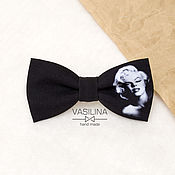 Аксессуары handmade. Livemaster - original item Marilyn Monroe bow Tie, Marilyn Monroe. Handmade.