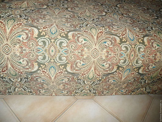 Текстиль, ковры ручной работы. Ярмарка Мастеров - ручная работа. Купить Покрывало гобеленовое-махараджа. Handmade. Комбинированный, гобелен