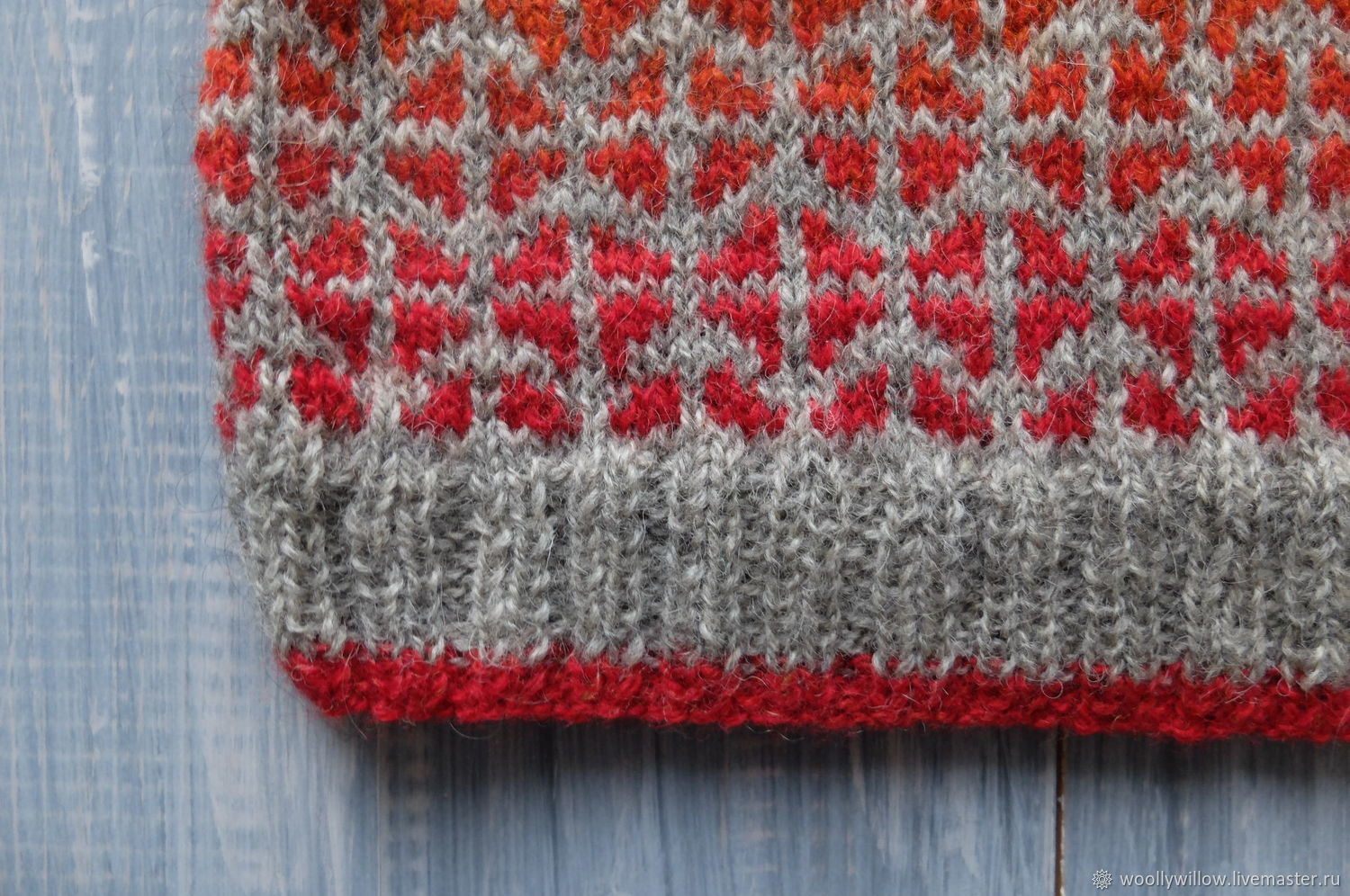 Knitted Sweater Softer Hand Knit Shop Online On Livemaster With