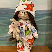 Декор в стиле Тильда ручной работы. Ярмарка Мастеров - ручная работа Кукла ручной работы. Handmade.