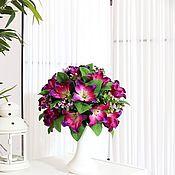 Для дома и интерьера handmade. Livemaster - original item Bouquet-light of bells