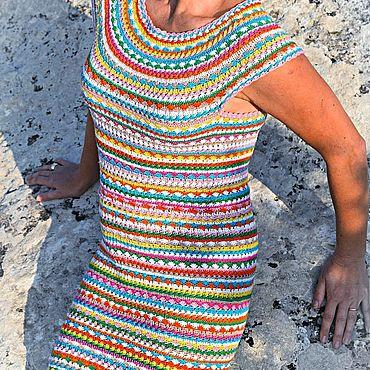 Одежда ручной работы. Ярмарка Мастеров - ручная работа Платья: Сиенна. Handmade.