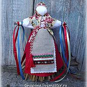 """Народная кукла ручной работы. Ярмарка Мастеров - ручная работа """"Масленица"""". Handmade."""