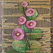 Картины и панно ручной работы. Ярмарка Мастеров - ручная работа Декоративный гобелен ручной работы. Handmade.