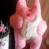 Подушки ручной работы. Ярмарка Мастеров - ручная работа Подушка-игрушка Розовый Банзай. Handmade.