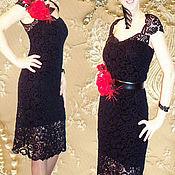 """Одежда ручной работы. Ярмарка Мастеров - ручная работа Платье """"Пиковая дамма"""". Handmade."""