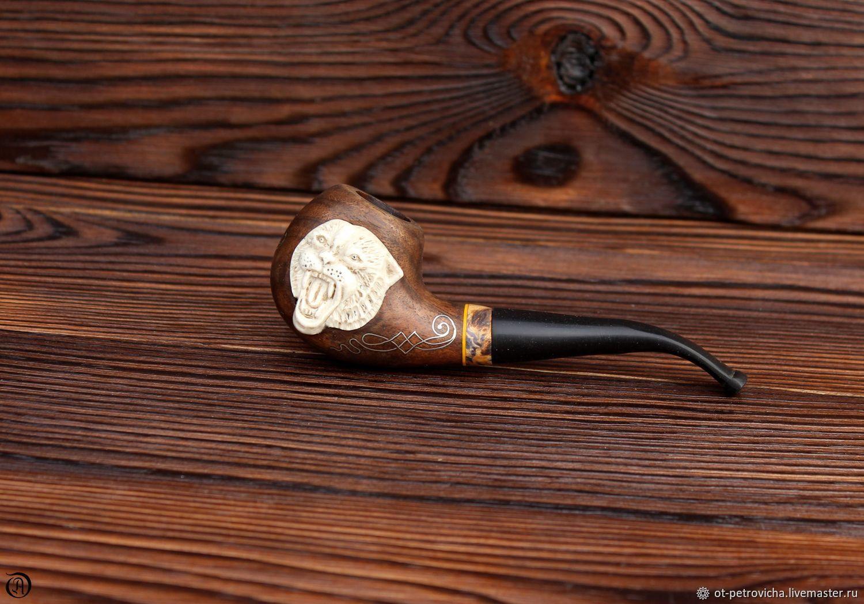 Smoking pipe №3, Tobacco pipe, Kamen-na-Obi,  Фото №1