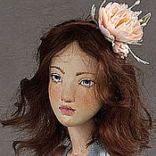 Куклы и игрушки ручной работы. Ярмарка Мастеров - ручная работа Шарнирная кукла Марсель. Handmade.