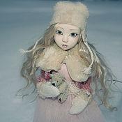 Куклы и игрушки ручной работы. Ярмарка Мастеров - ручная работа крошка Бонни (Bunny). Handmade.