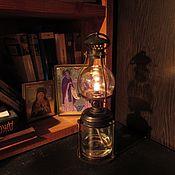 """Для дома и интерьера ручной работы. Ярмарка Мастеров - ручная работа Лампа масляная """"Керосинка"""". Handmade."""