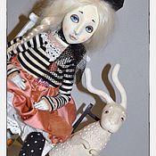 Куклы и игрушки ручной работы. Ярмарка Мастеров - ручная работа Мари. Будуарная кукла.. Handmade.