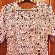 Одежда ручной работы. Ярмарка Мастеров - ручная работа Блуза летняя. Handmade.