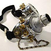 "Субкультуры handmade. Livemaster - original item INFORMAL Goggle Eyewear ""WELDER-53"" Steampunк. Handmade."