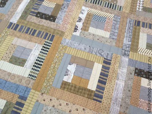"""Текстиль, ковры ручной работы. Ярмарка Мастеров - ручная работа. Купить """"Японское  №9"""". Handmade. Серый, лоскутная техника"""