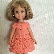 Куклы и игрушки handmade. Livemaster - original item Charm dress for Paola Reina dolls.. Handmade.