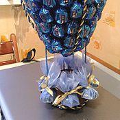 Подарки к праздникам ручной работы. Ярмарка Мастеров - ручная работа Воздушный шар. Handmade.