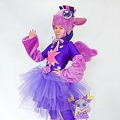 Одежда handmade. Livemaster - original item Violet Pony. Scenic suit/Cosplay/Carnival costume. Handmade.