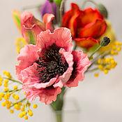 Цветы и флористика ручной работы. Ярмарка Мастеров - ручная работа Запах весны. Handmade.