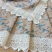 Для дома и интерьера handmade. Livemaster - original item Tablecloth with dirt-repellent impregnation