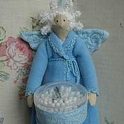 Куклы и игрушки ручной работы. Ярмарка Мастеров - ручная работа Банный ангел. Handmade.