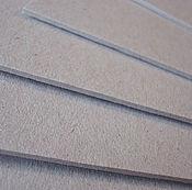 Материалы для творчества ручной работы. Ярмарка Мастеров - ручная работа Переплетный картон 1 мм 30х30 см. Handmade.