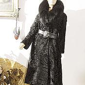 Одежда ручной работы. Ярмарка Мастеров - ручная работа Свакара  шелковая с воротником, для стильных. Handmade.