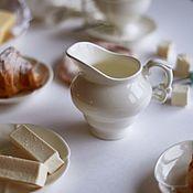 Посуда handmade. Livemaster - original item The classic milkman is handmade, ceramics.. Handmade.