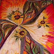 Картины и панно ручной работы. Ярмарка Мастеров - ручная работа осень художественный войлок. Handmade.