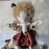 Куклы и игрушки ручной работы. Ярмарка Мастеров - ручная работа Кукла Швеюшка Феюшка. Handmade.