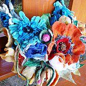 Сумки и аксессуары handmade. Livemaster - original item Bag.Felted bag