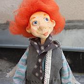 Куклы и игрушки ручной работы. Ярмарка Мастеров - ручная работа Почтовый ангел. Handmade.