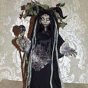 Ведьма, Epic Witch, кукла, кукла по косплай