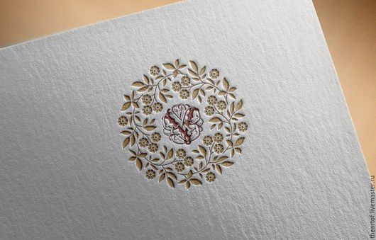 знак мастера, фирменный стиль, разработка дизайна визиток