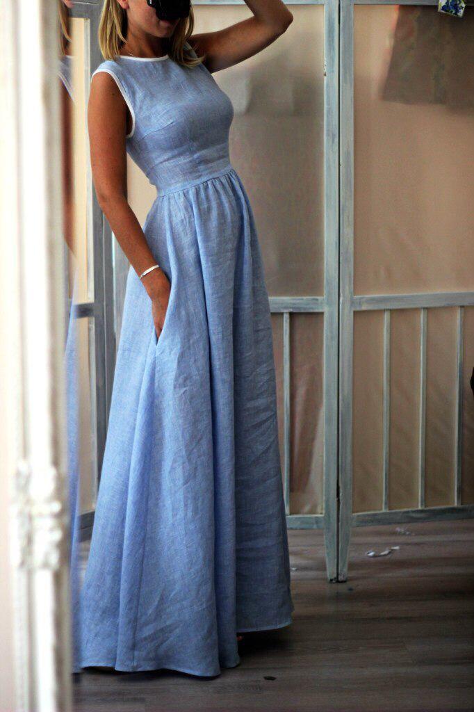 Купить ткань лен для платья особенности ситца