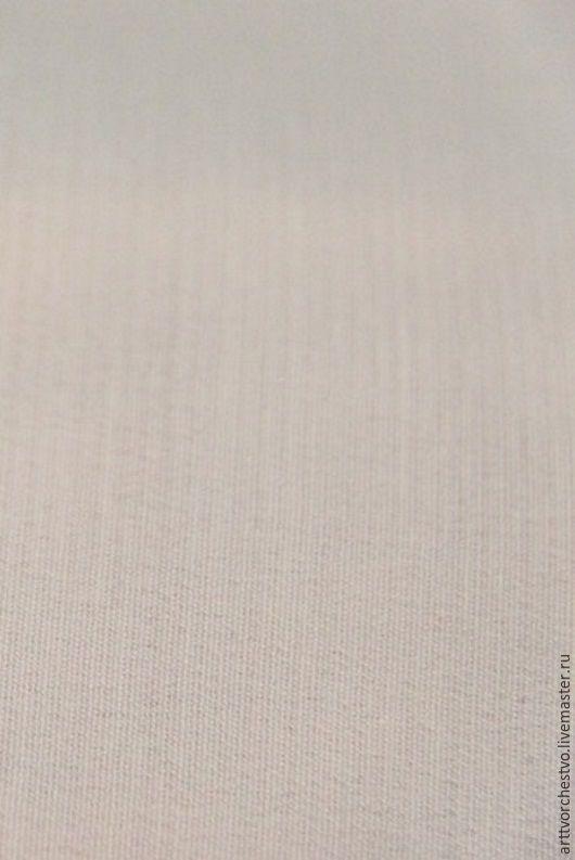 Ткань для цветов ручной работы. Ярмарка Мастеров - ручная работа. Купить Японская обработанная ткань  Чиримен. Handmade. Белый