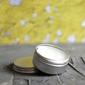 Дезодоранты ручной работы. Ярмарка Мастеров - ручная работа Дезодорант-кристалл в баночке. Handmade.
