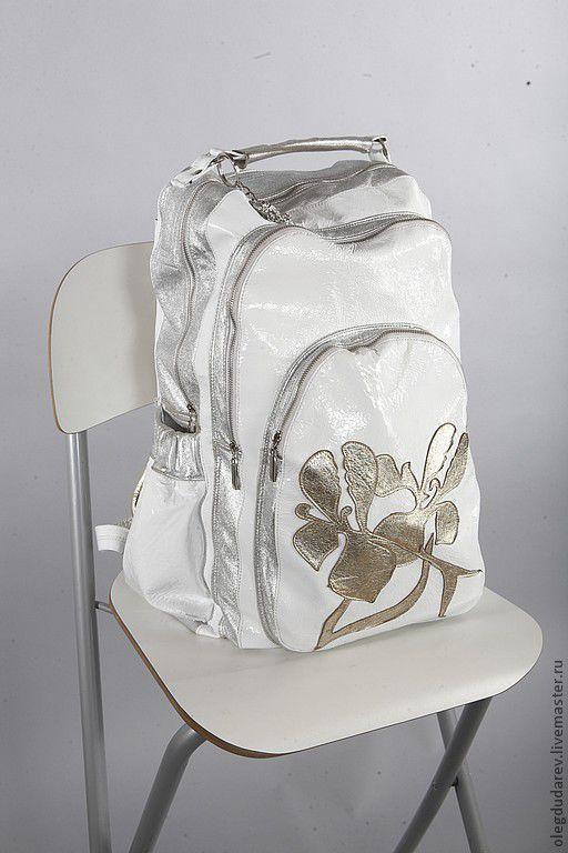 Рюкзаки ручной работы. Ярмарка Мастеров - ручная работа. Купить рюкзак школьный. Handmade. Рюкзак, сшить школьный рюкзак