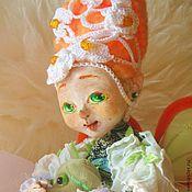 Куклы и игрушки ручной работы. Ярмарка Мастеров - ручная работа кукла Фея-бабочка. Handmade.
