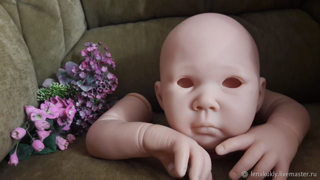 молд Ирис  от Adrie Stoete, Куклы Reborn, Краснодар,  Фото №1