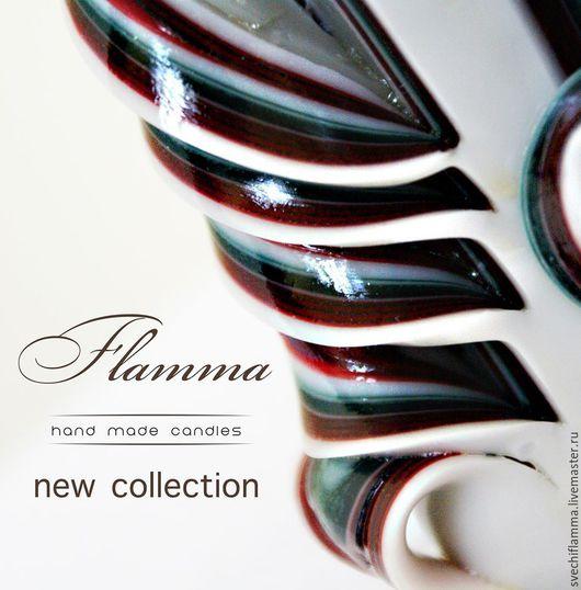 Коллекция `Wonderful Casket 4` от Flamma hand made candles