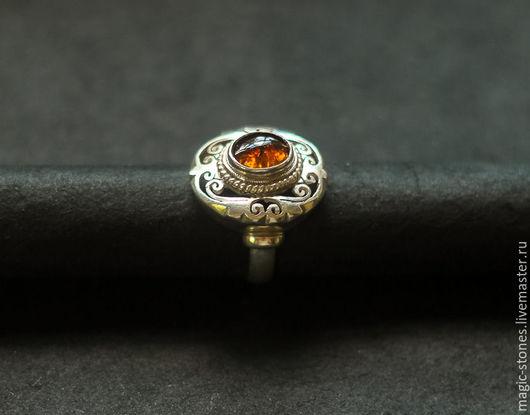 Кольца ручной работы. Ярмарка Мастеров - ручная работа. Купить Серебряное кольцо  с турмалином. Handmade. Серебрянный браслет, турмалин