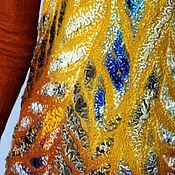 """Одежда ручной работы. Ярмарка Мастеров - ручная работа Платье-туника из коллекции """"Бархатный сезон"""". Handmade."""