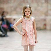 """Одежда ручной работы. Ярмарка Мастеров - ручная работа Платье """"Маленькая фея"""" валяное для девочки. Handmade."""