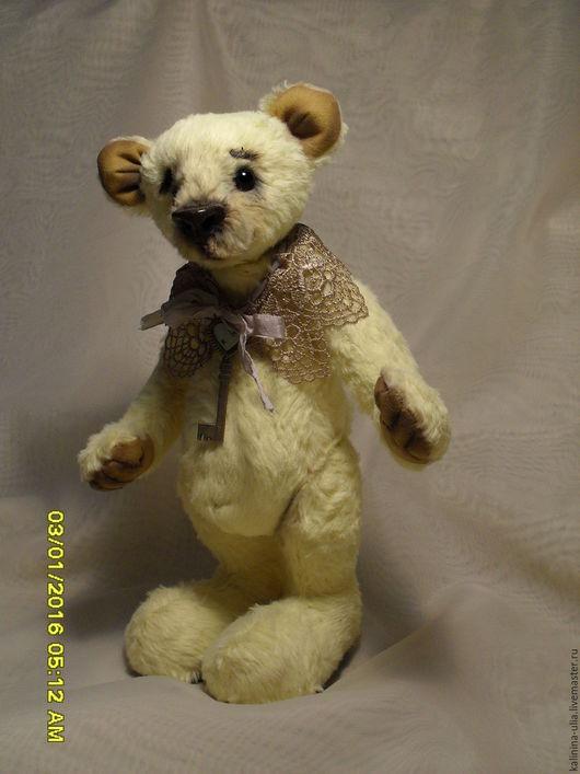 Мишки Тедди ручной работы. Ярмарка Мастеров - ручная работа. Купить Артёмка. Handmade. Лимонный, медведь, мишка тедди