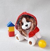 Куклы и игрушки handmade. Livemaster - original item Puppy Teddy Beagle. Handmade.