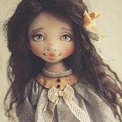 Куклы и игрушки ручной работы. Ярмарка Мастеров - ручная работа Подснежник. Handmade.