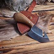 """Ножи ручной работы. Ярмарка Мастеров - ручная работа """"Geier"""" нож с ножнами. Handmade."""