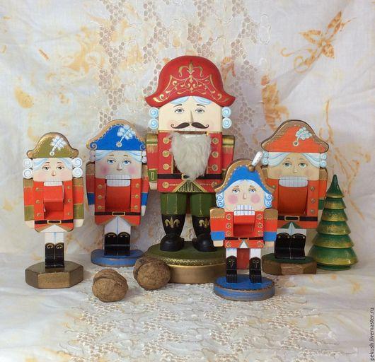 Кукольный дом ручной работы. Ярмарка Мастеров - ручная работа. Купить Щелкунчик. Handmade. Разноцветный, кукольный театр