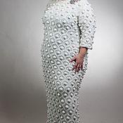 """Одежда ручной работы. Ярмарка Мастеров - ручная работа Платья """"Мягкая и пушистая!"""" (62 размер). Handmade."""
